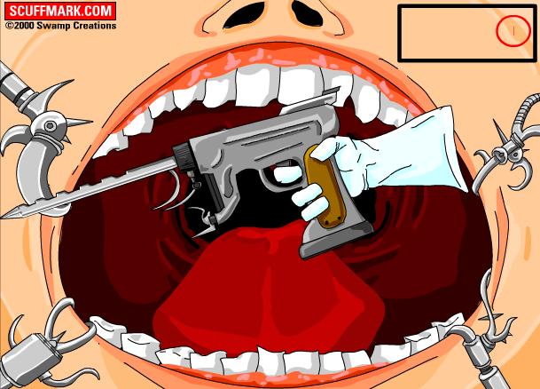 Diş Yaptırma Oyunları