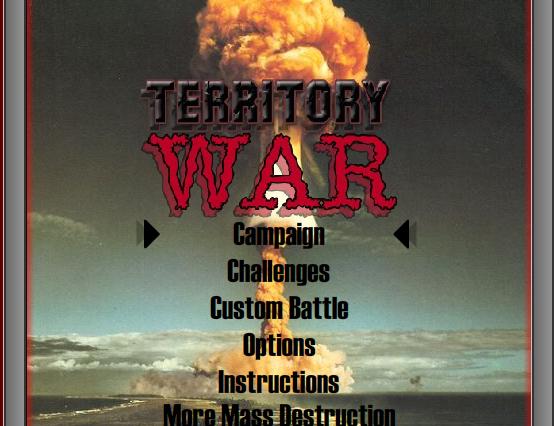 War for alueella pelit