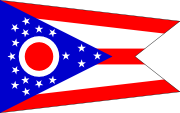 Our Ohio state flag...