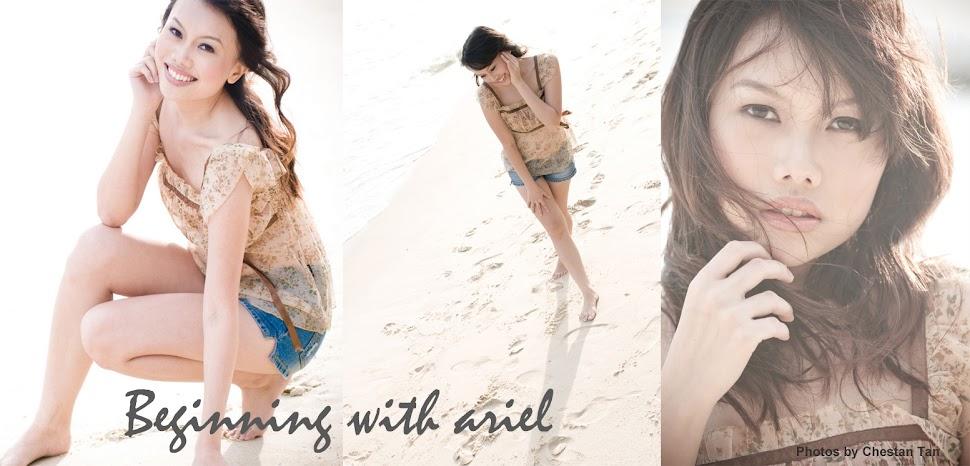 Beginning with Ariel