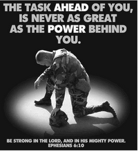 PRAY 4 OUR MILITARY