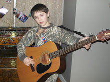 naw...I don't really play the guitar...yet!