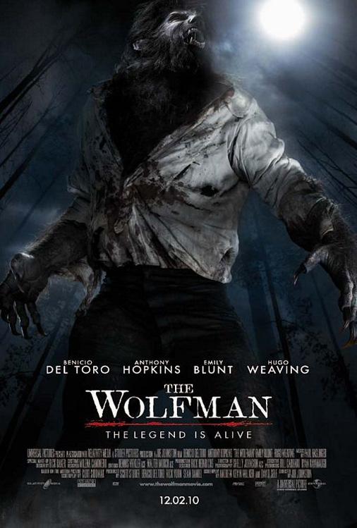 El hombre lobo (2010)