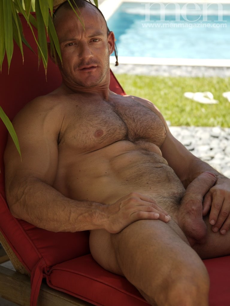 Hot Naked Hairy Men Daddies