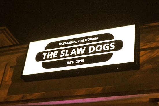 The Slaw Dogs is now open!