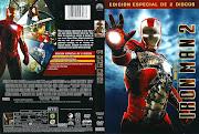 Iron Man 2 (2010). Enviar por correo electrónicoEscribe un blogCompartir con . (iron man edicion especial discos region por mikesomer dvd)