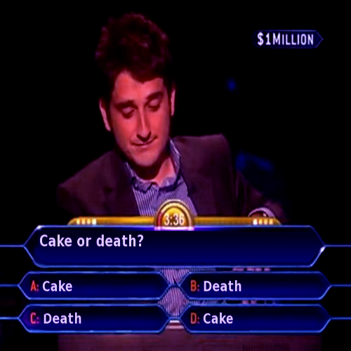 Cake Or Death Bakery