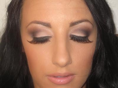 dark smokey eye makeup. Dark smokey eye I just did