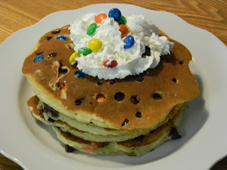 Can U Make Pancakes Out Of Cake Mix