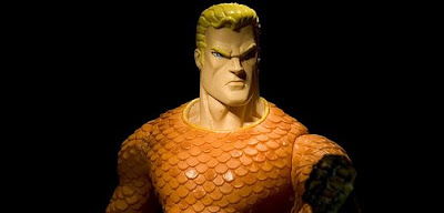La historia de Aquaman