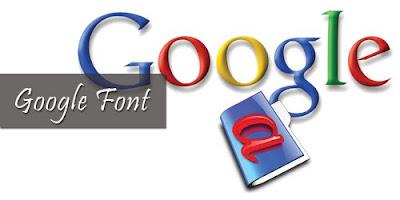 Mengenal dan Menggunakan Google Font