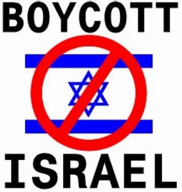 BOYKOTT ISRAEL