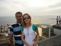 Eu e Minha Esposa Nilceli