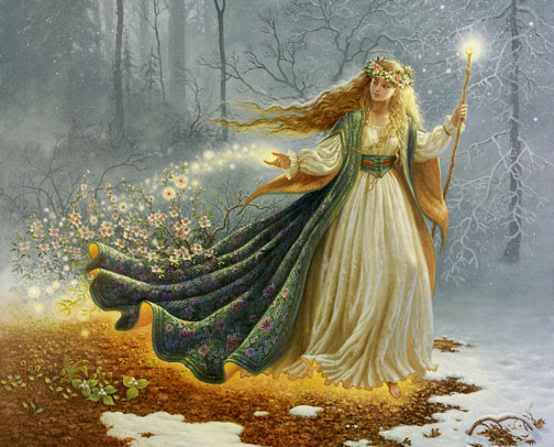 an analysis of the role of idun a goddess of spring in the nordic mythology Categories baby & children computers & electronics entertainment & hobby.