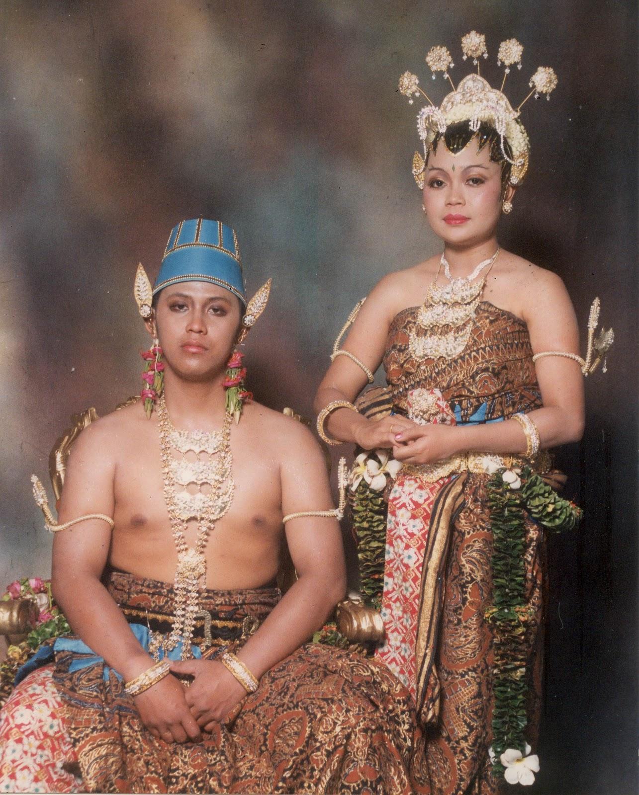 Traditional: Guardian Angel: Traditional Javanese Wedding Ceremonies
