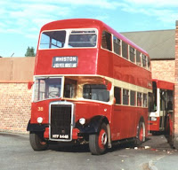 widnes bus