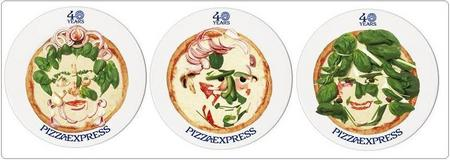 pizza express toppings