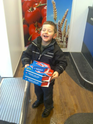 Huyton Dominos Pizza