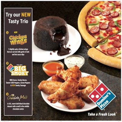 Domino's Pizza Big Smoky