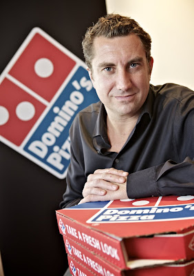 Simon Wallis Domino's Pizza