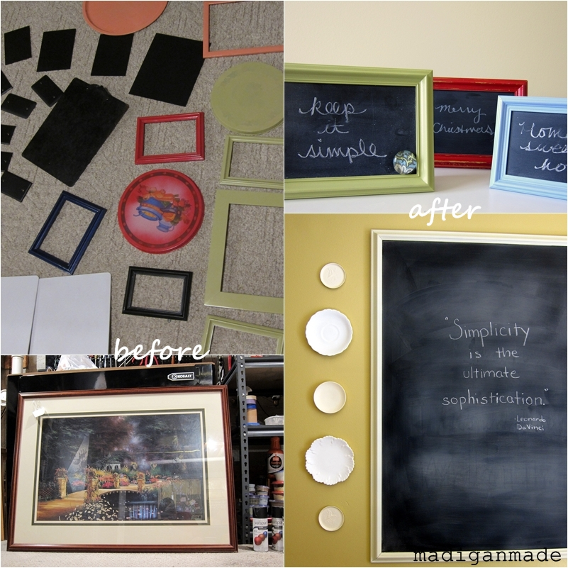 Tips for Using Chalkboard Paint on Glass