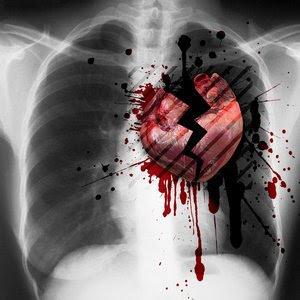 rayos X corazon roto