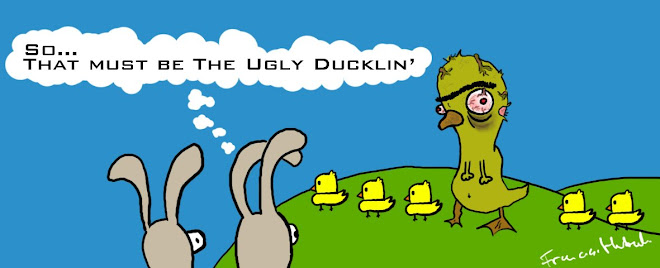 The Ugly Ducklin'