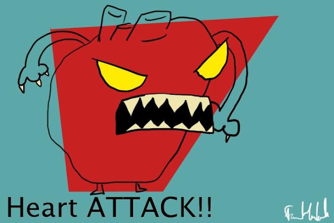 Heart attack!!