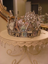 My Vintage Perfume Tiara So Pretty