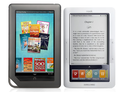 nooks by side