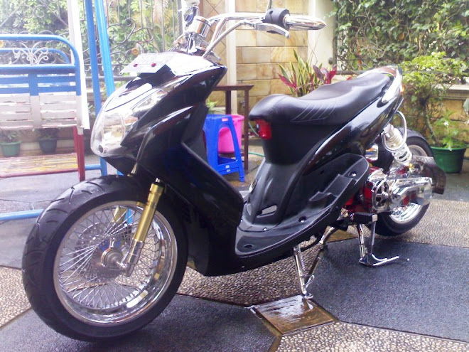 Modifikasi Mio Sporty
