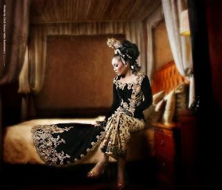Traditional Make Up: parade kebaya majalah perkawinan 2009