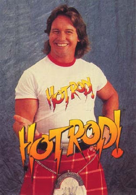 Hot Rod Roddy Piper on The Adam Corolla Show