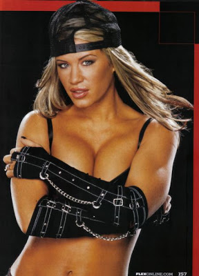 Ashley Massaro Nude I'm not really sure how this all works out, nor how WWE ...