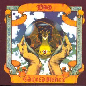 Ronnie James Dio (Discografía) Sacred_heart