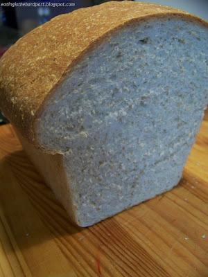 eating is the hard part: light wheat - bread baker's apprentice ...