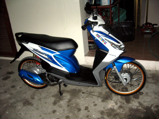 Honda BEAT modification title=