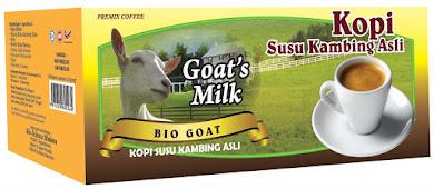 Kopi Susu Kambing (Kotak) - RM22