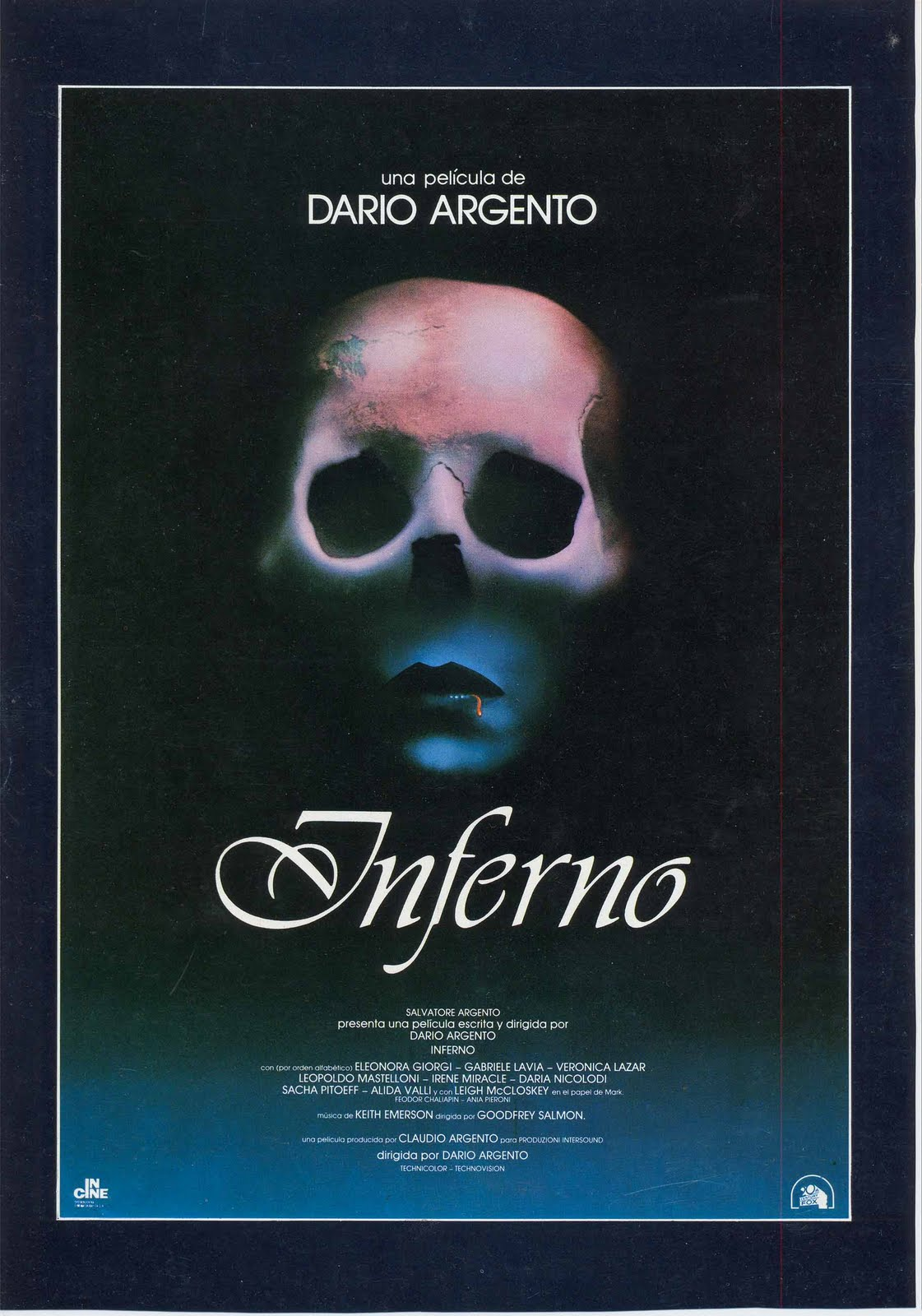 DavidAtkins.co.uk: Video Nasty #17: Inferno
