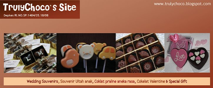 Coklat Valentine, Souvenir Pernikahan Coklat, Kado Ulang Tahun Coklat