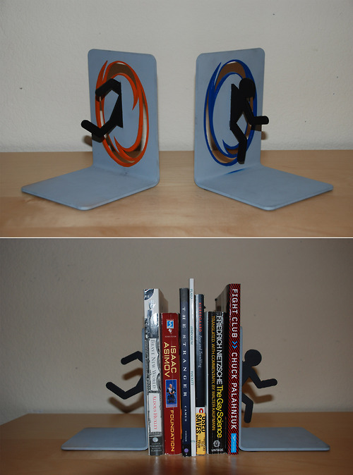How to carve roast unicorn portal bookends song but no cake - Portal book ends ...