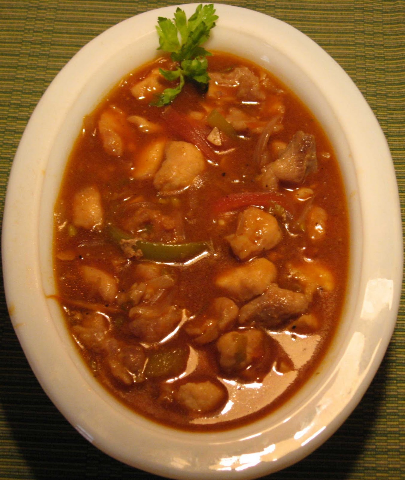Recipe Book: Chicken Manchurian Recipe