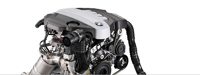 BMW 2.0-litre 4-cylinder diesel engine
