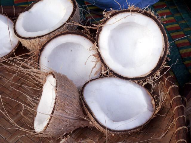Dulces Derivdos Del Fruto Coco