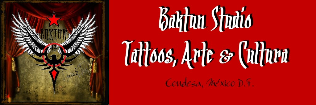 Baktun Studio Tattoos, Arte &amp; Cultura