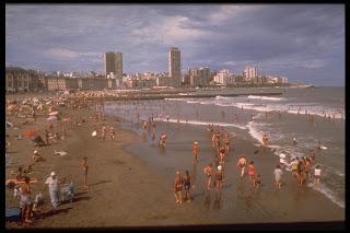 mar del plata argentina, año 2009, hoteles y resots