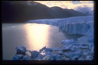 el calafate, patagonia argentina, hoteles y fotos 2009