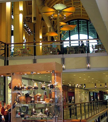 foto del shopping abasto, tour diurno de compras en buenos aires