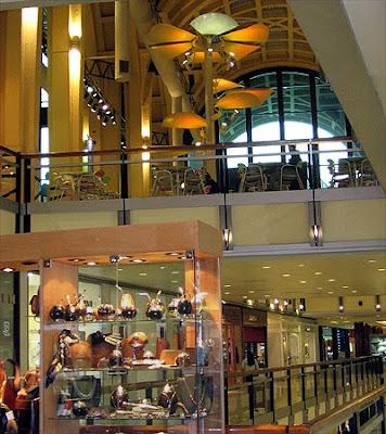 foto del shopping abasto, tour diurno de compras en buenos aires