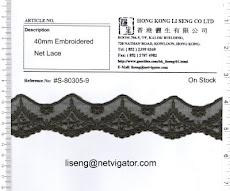 In Stock - Embroidered Lace